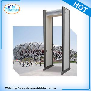 33 Zone Gate Type Walk Through Metal Detector pictures & photos