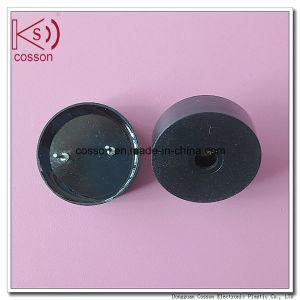 China RoHS 80dB Black Pin Fire Alarm Piezo Buzzer pictures & photos