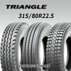 315/80r22.5 Triangle Heavy Duty Radial Truck Tyre pictures & photos