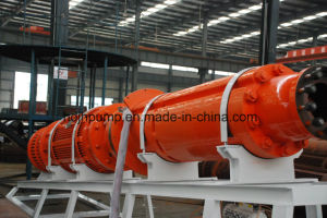 Mining Drainge High Pressure Submersible Multistage Centrifugal Pump pictures & photos