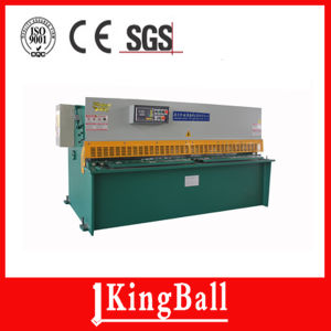 Hydraulic CNC Pendulum Shearing Machine (QC12K) , Folding Machine pictures & photos