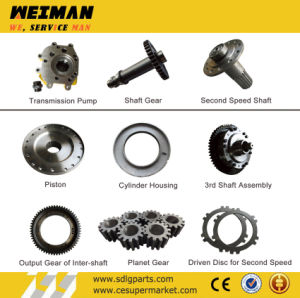 Front End Wheel Loader Spare Parts for Sale pictures & photos