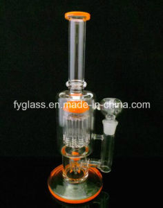 12inch Inline Perc Glass Water Pipe pictures & photos