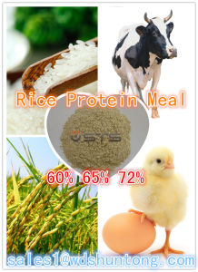 High Quality Rice Protein Meal pictures & photos