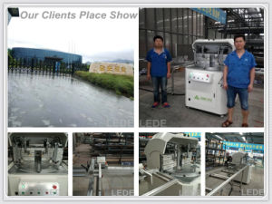 Aluminum Window Machine High Effeciency Single-Head Copy Router 370X125 pictures & photos