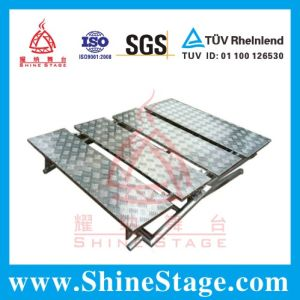 Aluminum Folding Chorus Stage Mobile Chorus Stage pictures & photos