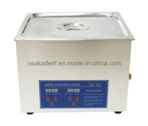 15L Digital Timing Belt Heating Control Dental Ultrasonic Cleaner pictures & photos