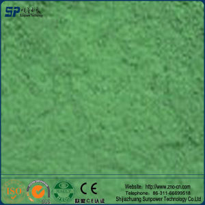 High Tinting Strength Iron Oxide Green with Best Quality (type 5605) pictures & photos