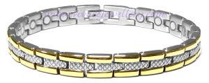 Tourmaline Titanium Bracelet (SB-035ST)