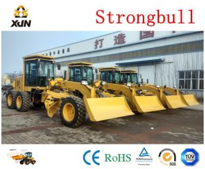 China Yellow or Blue 180HP Engine 16 Ton Motor Grader pictures & photos