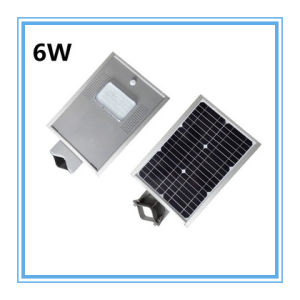 Lowest Price All in One Solar Street Light 6W pictures & photos