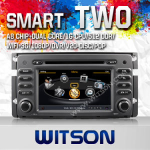 Witson Car DVD Radio Player for Smart Fortwo 2010-2011 (W2-C087) pictures & photos