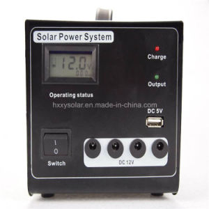 Mini Portable Solar Power System for Home pictures & photos
