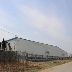Galvanized Steel Structure Warehouse for Mauritius pictures & photos