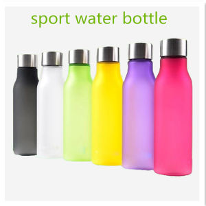 Promotional Plastic Sport Water Bottle Dn-162A pictures & photos
