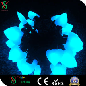 Heart-Shaped LED String Light Christmas Light for Holiday Decoration pictures & photos