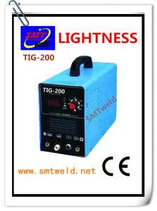 Portable Inverter DC MMA/TIG Welding Machine (TIG-200)