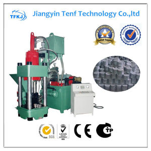 Y83 Vertical High Speed Automatic Cast Iron Briquette Machine (CE&ISO) pictures & photos