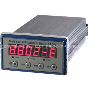 Weighing Indicator for Industrial Application (GM8802-E)