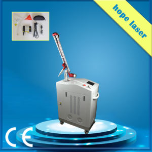Q-Switch Laser Mole Removal & Tattoo Removal 1064nm 532nm 585nm 650nm 1320nm ND YAG Laser pictures & photos