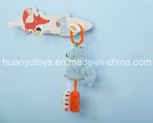 Factory Supply Infant Soft Ring Toy pictures & photos