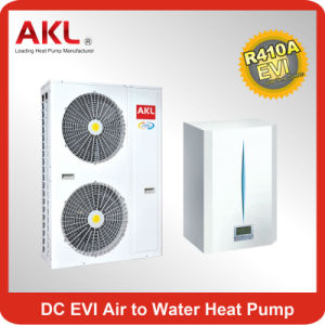 Wholesale Air to Water Split Heat Pump (ASH-25W/F1) pictures & photos