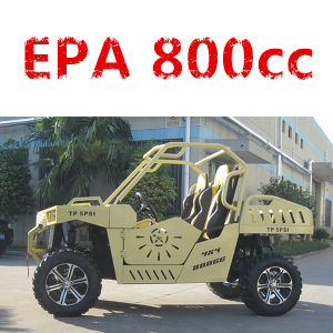 EPA Approved 800cc 4WD UTV (DMU800-02)