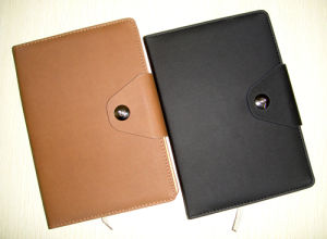 OEM PU Notebook, Customized Notebook, Spiral Notebook Manufacturer pictures & photos