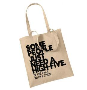 Fashion Quality Customized Tote Bag Fabric Canvas Bag Handbag