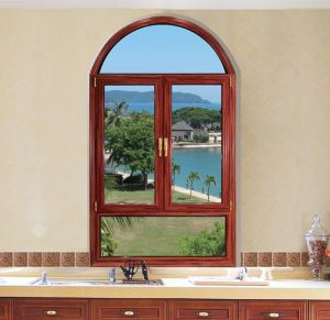 Feelingtop Aluminium Wood Thermal Break Window (FT-AW90) pictures & photos