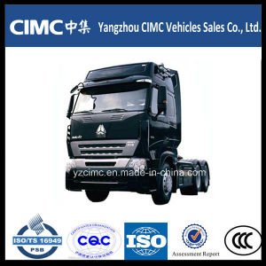 China Sinotruk HOWO A7 6X4 Tractor Truck pictures & photos