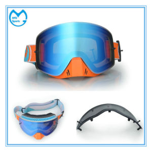 Colored Anti Fog Special Safety Glasses Ski Mask Goggles pictures & photos