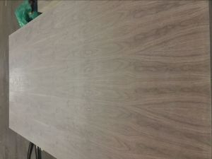 2.7mm and 5mm Black Walnut Fancy Door Skin Size Plywood 2150X720mm/820mm/920mm pictures & photos