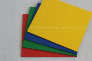 Good Qualtiy Building Material for 1-20mm Rigid PVC Sheet for Building Material pictures & photos