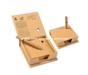 Recycled Memo Pad (OMD-13059)