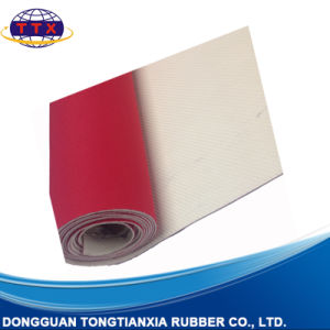 Beige Color Neoprene Rubber Moving Floor Runner pictures & photos