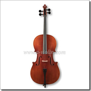 Top Sale Middle Grade Solid Straight Grain Spruce Top Cello with Bag (CM130) pictures & photos