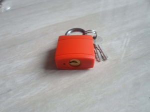 Yalian Hot Sale Top Security Plastic Cover Brass Padlock