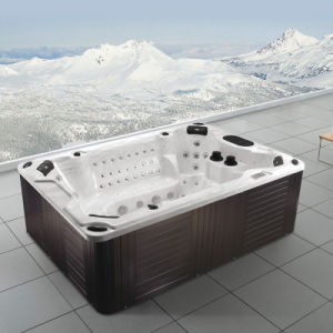 Multi People Big Tub Jacuzzi SPA USA Balboa System (M-3303) pictures & photos