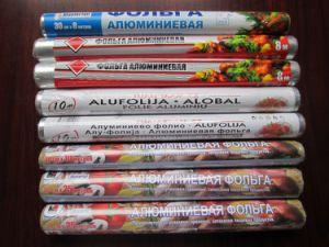 Aluminum Foil for Russian Market pictures & photos