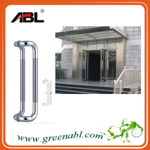 Stainless Steel Glass Door Handle (H-9) pictures & photos