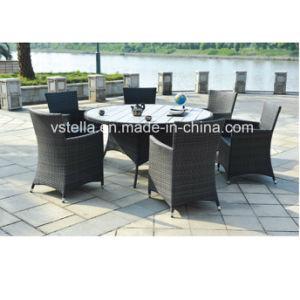 Garden Outdoor Wicker Dinging Set Chair pictures & photos