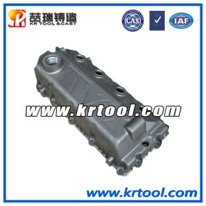 Professional Die Casting for Aluminium Alloy Engine Cover Manufacturer pictures & photos