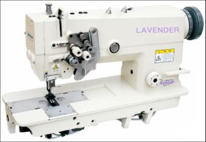 Double Needle Industry Sewing Machine pictures & photos