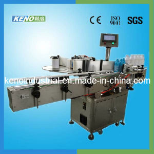Automatic Round Bottle Labeling Machine (KENO-L103) pictures & photos