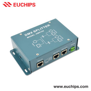 LED DMX Splitter [DMX102] 12-24VDC, 1channel, Isolated Output: 2