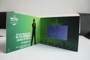 Video Brochure in 7 Inch Display