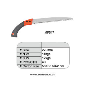 Plastic Handle Tree Pruning Saw pictures & photos