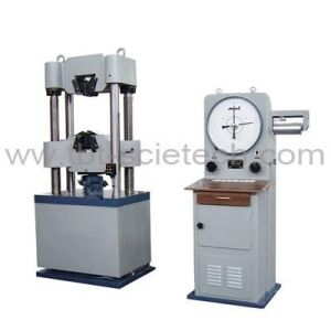 We-600b Hydraulic Universal Testing Machine pictures & photos