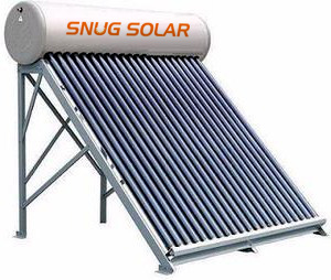 Integrative Non-Pressure Solar Water Heaters with CCC, CE, ISO, Cnal pictures & photos